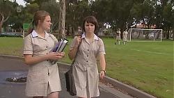 Claudia Howard, Sophie Ramsay in Neighbours Episode 6349