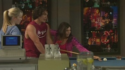 Aidan Foster, Eve Fisher in Neighbours Episode 6349