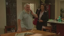 Lou Carpenter, Wendy Anderson in Neighbours Episode 6350