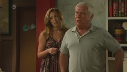 Sonya Mitchell, Lou Carpenter in Neighbours Episode 6350