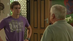 Kyle Canning, Lou Carpenter in Neighbours Episode 6350