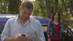 Michael Williams, Emilia Jovanovic in Neighbours Episode 6351