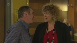 Karl Kennedy, Jessica Girwood in Neighbours Episode 6354