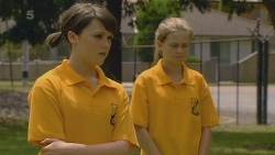 Sophie Ramsay, Amber King in Neighbours Episode 6354