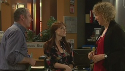 Karl Kennedy, Summer Hoyland, Jessica Girwood in Neighbours Episode 6354