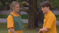Claudia Howard, Sophie Ramsay in Neighbours Episode 6354