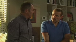 Karl Kennedy, Toadie Rebecchi in Neighbours Episode 6354