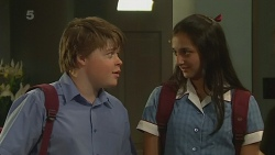 Callum Jones, Rani Kapoor in Neighbours Episode 6354