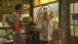 Kyle Canning, Lou Carpenter in Neighbours Episode 6355