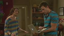 Kate Ramsay, Rhys Lawson in Neighbours Episode 6356