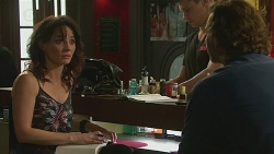 Emilia Jovanovic, Lucas Fitzgerald in Neighbours Episode 6356
