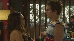 Jade Mitchell, Kyle Canning in Neighbours Episode 6356
