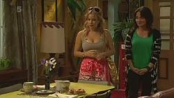 Natasha Williams, Emilia Jovanovic in Neighbours Episode 6357