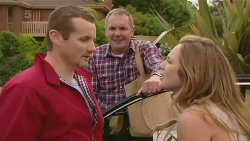 Toadie Rebecchi, Karl Kennedy, Sonya Mitchell in Neighbours Episode 6357