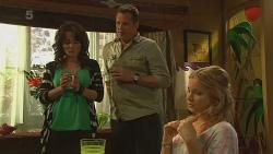 Emilia Jovanovic, Michael Williams, Natasha Williams in Neighbours Episode 6357