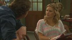 Lucas Fitzgerald, Natasha Williams in Neighbours Episode 6357