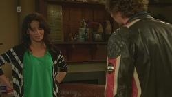 Emilia Jovanovic, Lucas Fitzgerald in Neighbours Episode 6357