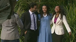 Ajay Kapoor, Rani Kapoor, Priya Kapoor in Neighbours Episode 6359