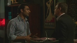 Ajay Kapoor, Paul Robinson in Neighbours Episode 6359
