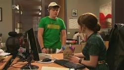 Callum Jones, Summer Hoyland in Neighbours Episode 6360