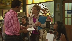 Ajay Kapoor, Susan Kennedy, Priya Kapoor in Neighbours Episode 6360