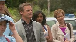 Paul Robinson, Priya Kapoor, Susan Kennedy in Neighbours Episode 6360