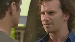 Michael Williams, Lucas Fitzgerald in Neighbours Episode 6361