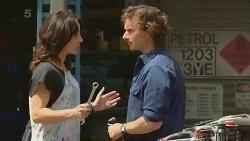 Emilia Jovanovic, Lucas Fitzgerald in Neighbours Episode 6361