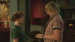 Summer Hoyland, Andrew Robinson in Neighbours Episode 6361