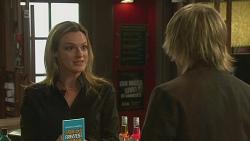 Celeste McIntyre, Andrew Robinson in Neighbours Episode 6361