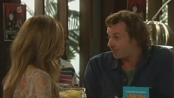 Sonya Mitchell, Lucas Fitzgerald in Neighbours Episode 6362