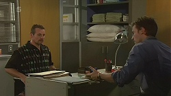 Toadie Rebecchi, Rhys Lawson in Neighbours Episode 6362