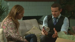 Sonya Mitchell, Toadie Rebecchi in Neighbours Episode 6364