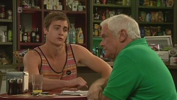 Kyle Canning, Lou Carpenter in Neighbours Episode 6364
