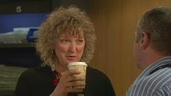 Jessica Girwood, Karl Kennedy in Neighbours Episode 6365