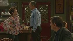 Susan Kennedy, Karl Kennedy, Paul Robinson in Neighbours Episode 6365