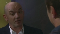Supt. Duncan Hayes, Michael Williams in Neighbours Episode 6366
