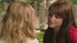 Natasha Williams, Summer Hoyland in Neighbours Episode 6367