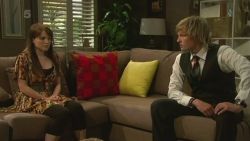 Summer Hoyland, Andrew Robinson in Neighbours Episode 6371