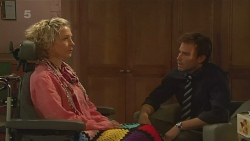 Elaine Lawson, Rhys Lawson in Neighbours Episode 6374