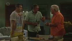 Toadie Rebecchi, Karl Kennedy, Lou Carpenter in Neighbours Episode 6375