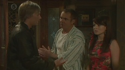 Andrew Robinson, Karl Kennedy, Summer Hoyland in Neighbours Episode 6376