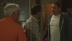 Lou Carpenter, Paul Robinson, Karl Kennedy in Neighbours Episode 6376
