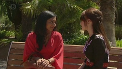 Priya Kapoor, Summer Hoyland in Neighbours Episode 6379