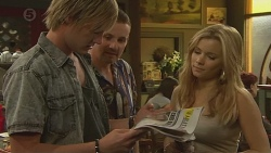 Andrew Robinson, Toadie Rebecchi, Natasha Williams in Neighbours Episode 6380