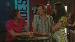 Rhys Lawson, Lucas Fitzgerald, Kate Ramsay in Neighbours Episode 6381