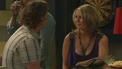 Lucas Fitzgerald, Nadia Wiseman in Neighbours Episode 6381