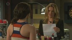 Kate Ramsay, Celeste McIntyre in Neighbours Episode 6382