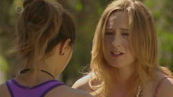 Jade Mitchell, Sonya Mitchell in Neighbours Episode 6382