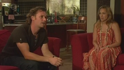 Lucas Fitzgerald, Sonya Mitchell in Neighbours Episode 6382